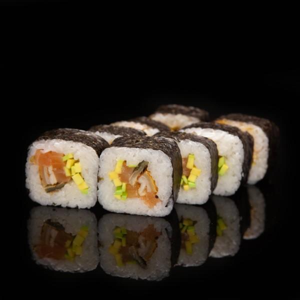 Fish ролл
